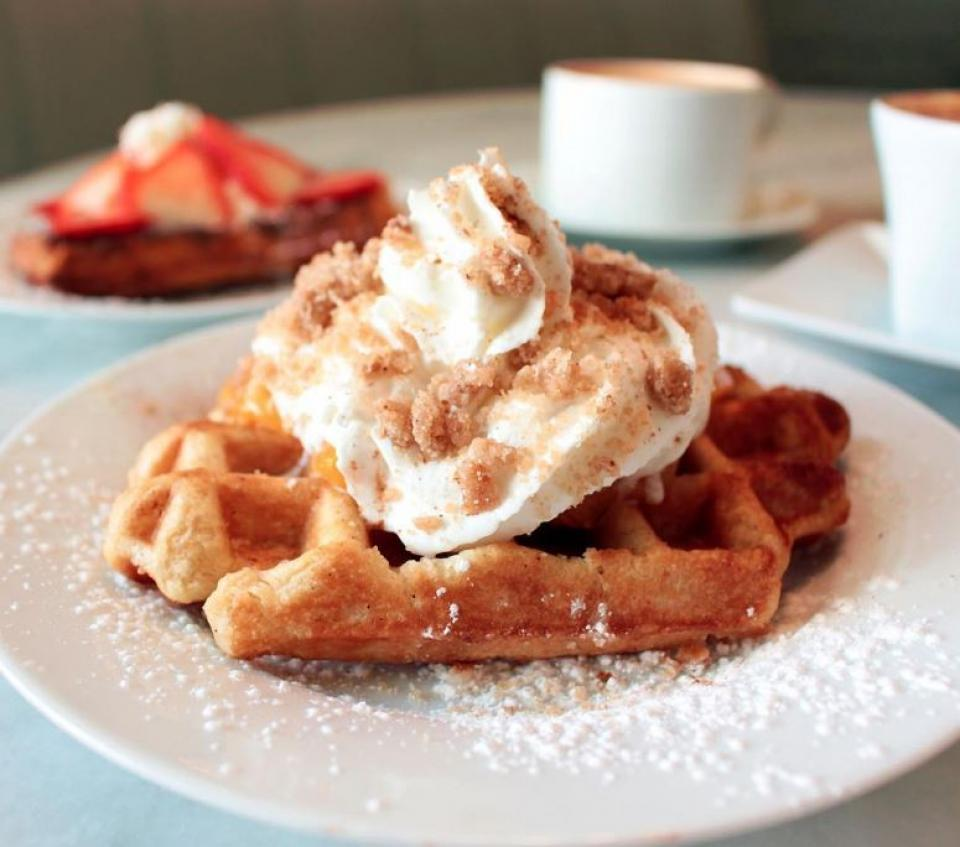 10 Delightful Places To Grab Brunch In Savannah