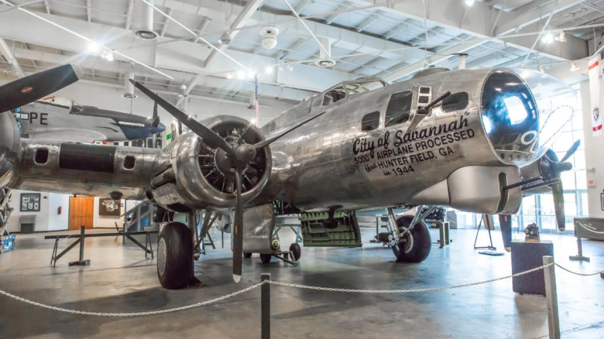 National Air Force Museum >> 14 Things To Know About The National Museum Of The Mighty Eighth Air