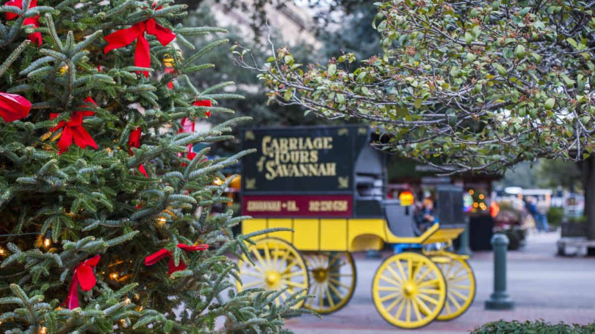 These Savannah Spots Have The Most Festive Holiday Decor