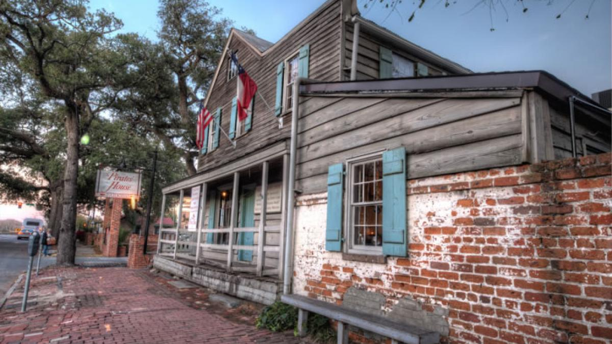 The 6 Most Haunted Places in Savannah That You Can Actually Visit