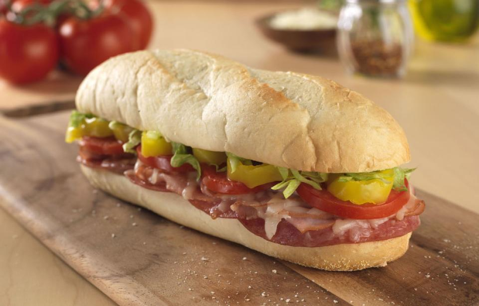 Big Don Italian Sub - We offer a delicious selection of subs, including our popular Big Don Italian!
