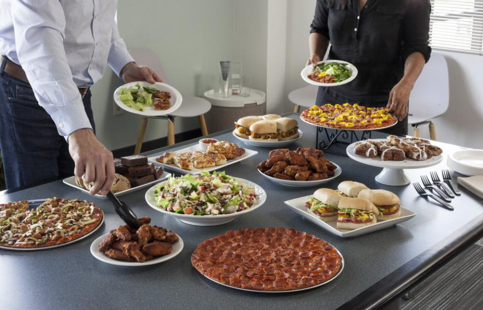 Catering - Our menu offers something for everybody! We would love the opportunity to cater your next event!