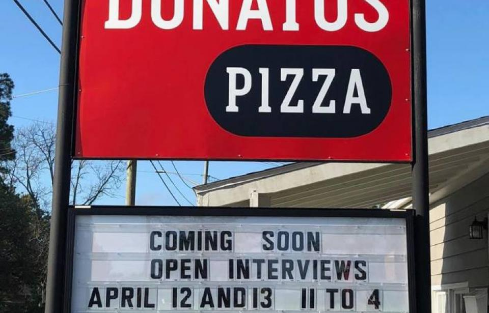 Donatos Pizza Medical Arts