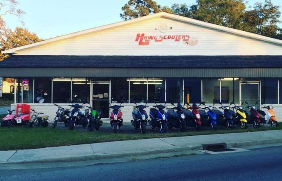 Hawg Scooters