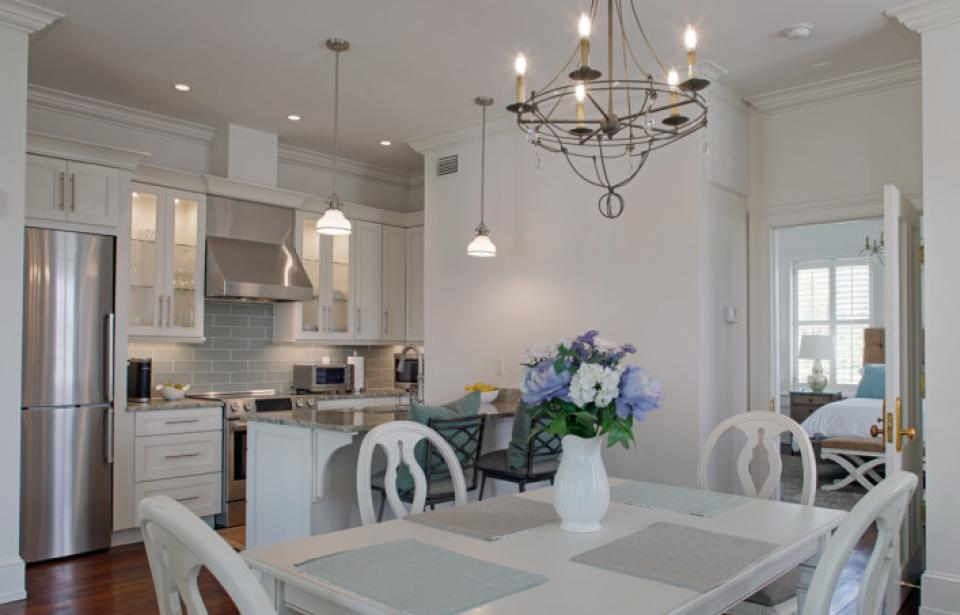 Opal Suite Kitchen/Dining