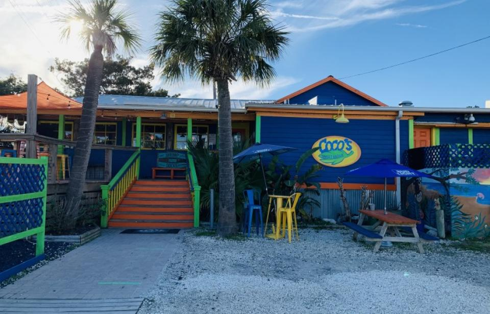 CoCo's Sunset Grille