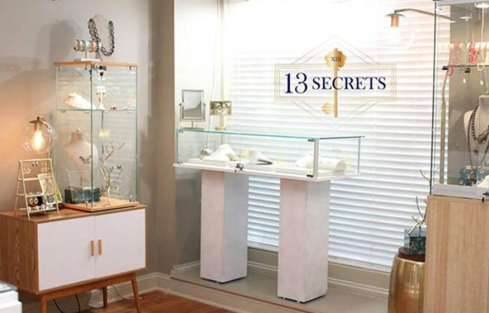 13 Secrets Jewelry Gallery (logo)