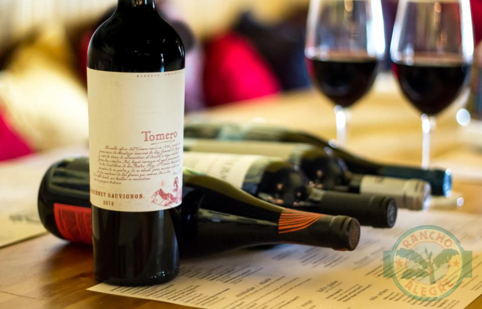 Argentinean, Chilean and Spanish Wines