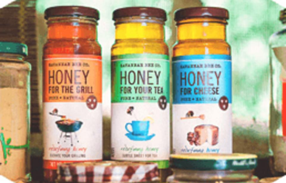 Savannah Bee Company Honey House