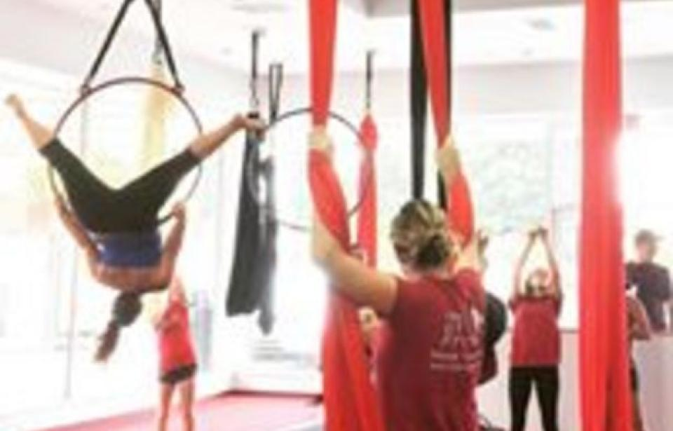 Savannah Cirque/First City Fitness