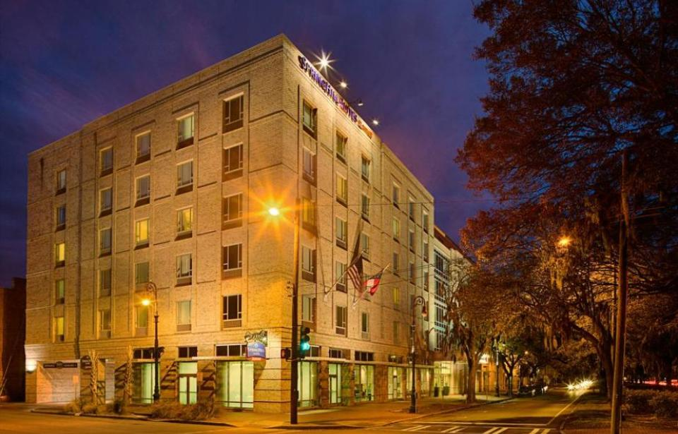 Springhill Suites by Marriott Savannah Historic District