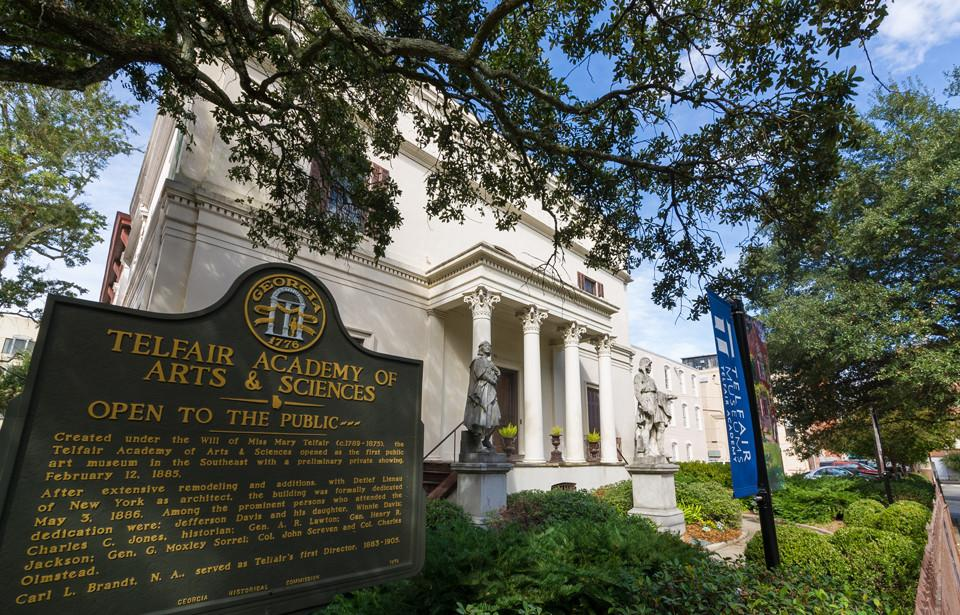 Visit The Telfair Museum