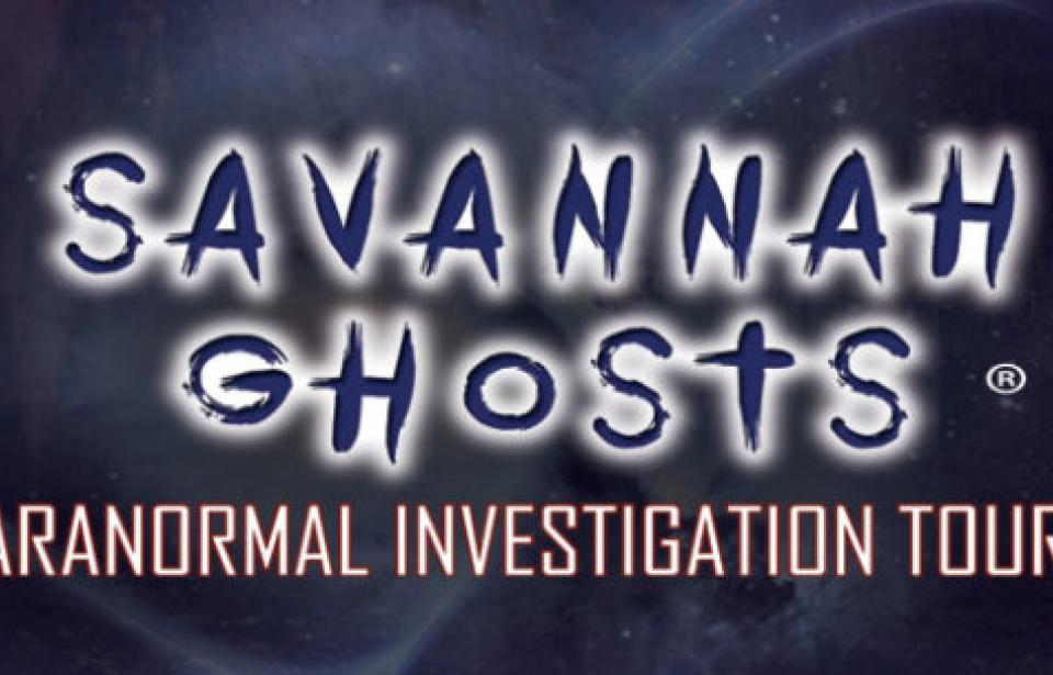 Savannah Ghosts Paranormal Investigation Tours