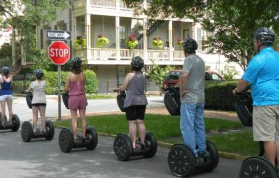 Segway Tours of Savannah