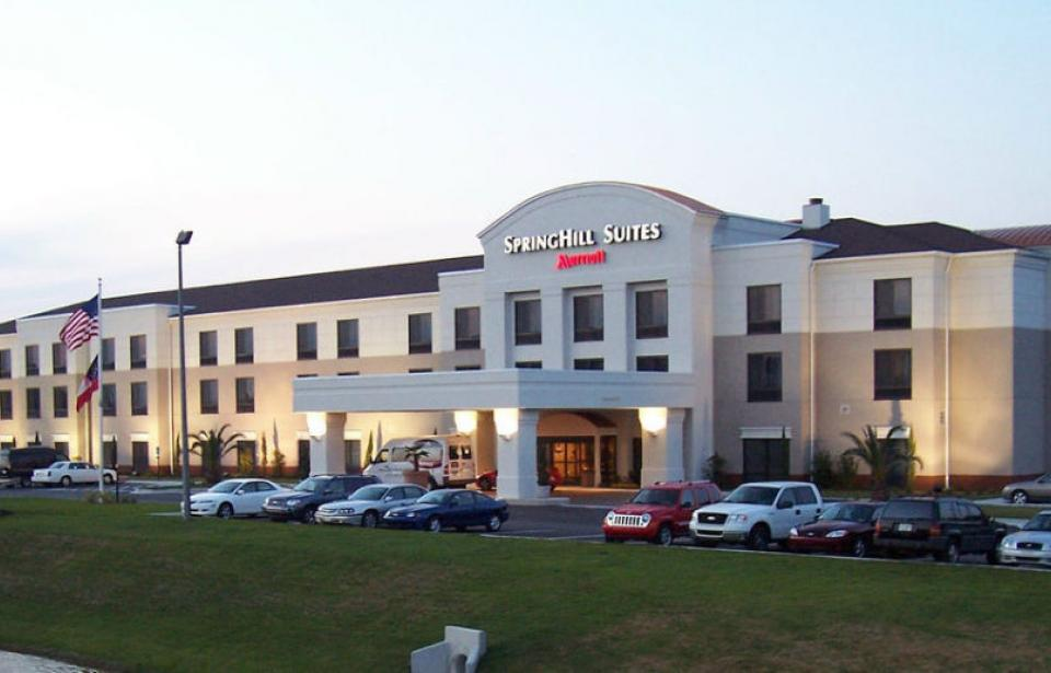 Spring Hill Suites Savannah Airport