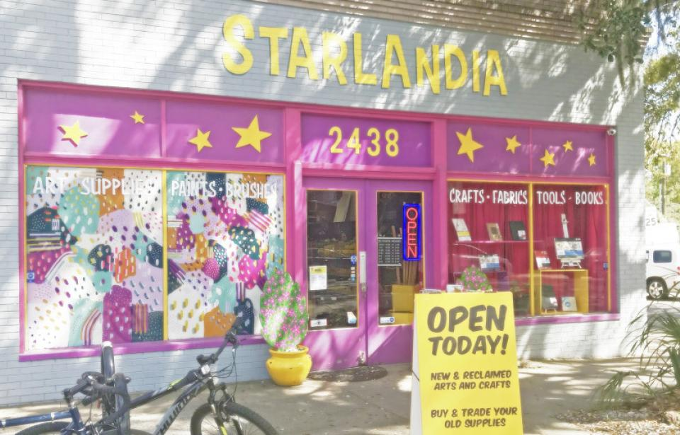 Welcome to Starlandia!