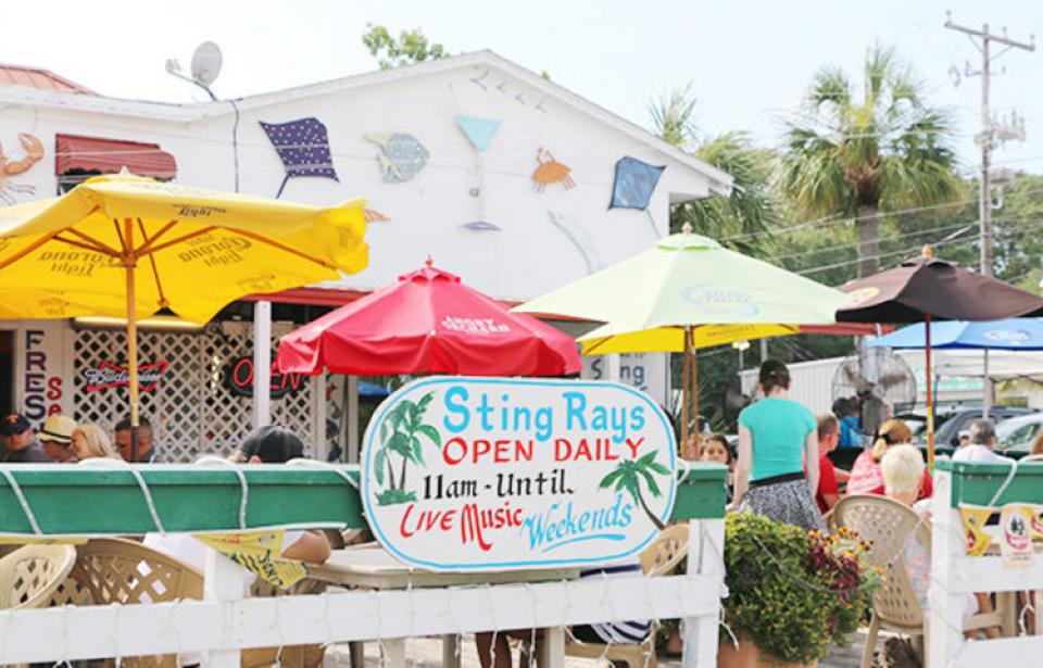 Sting ray's Seafood