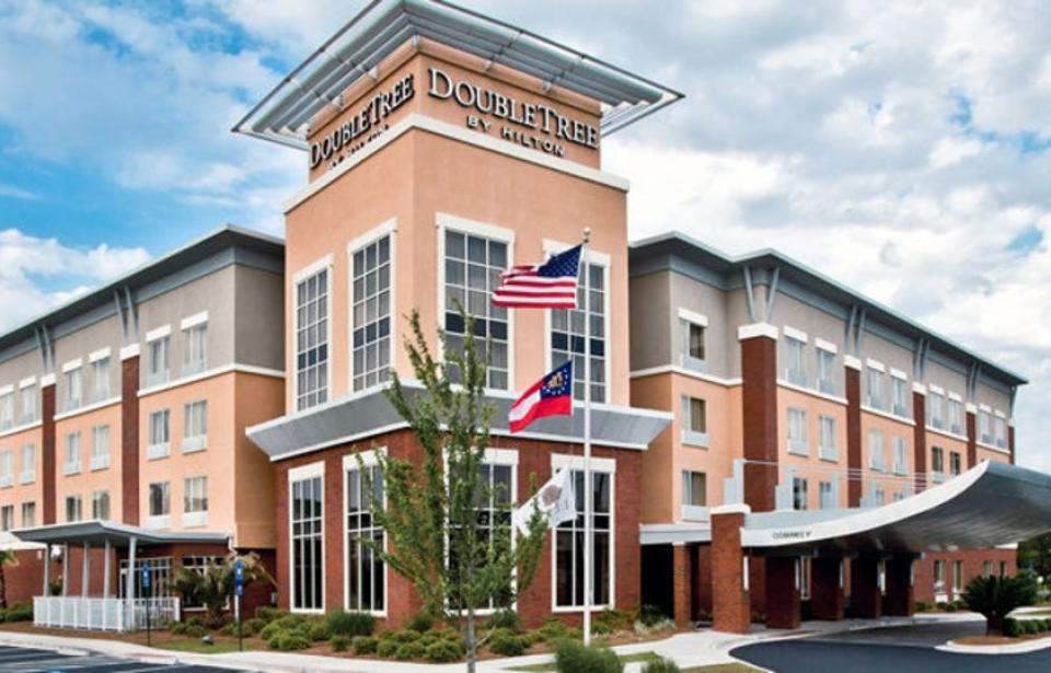 The Doubletree by Hilton Savannah Airport
