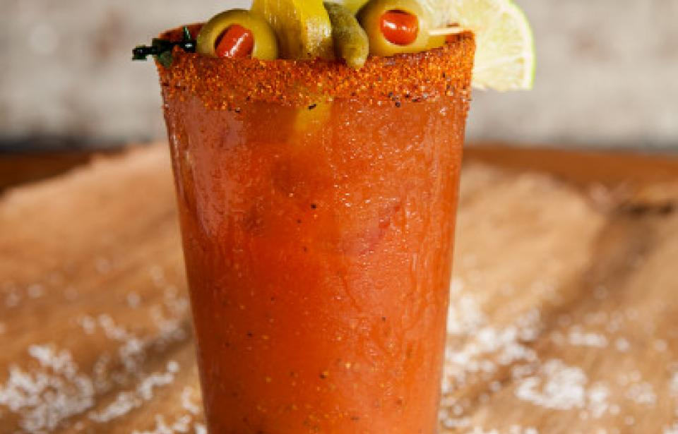 Ansley's Bloody Mary