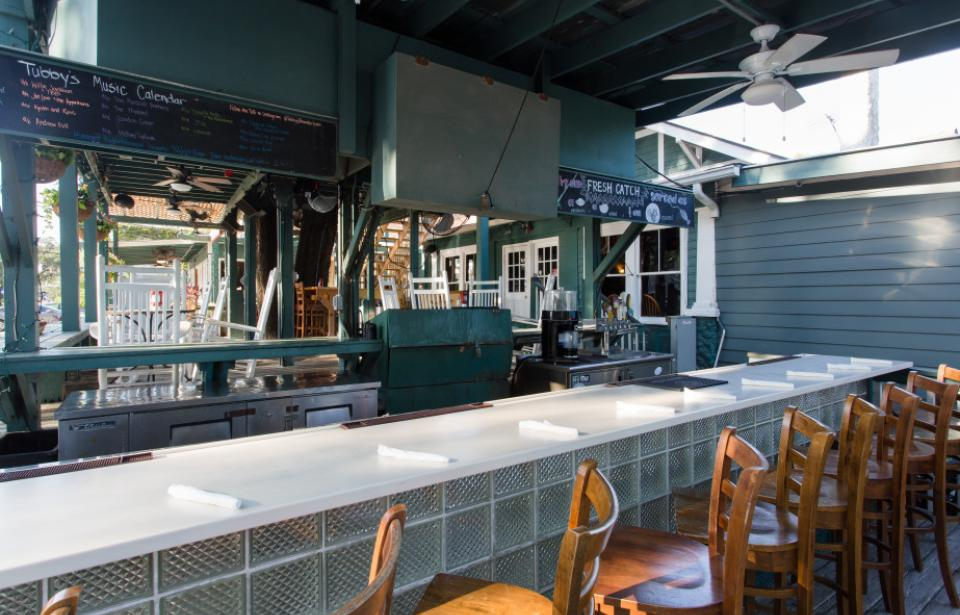 Patio Bar - We have a seat waiting on you at our patio bar!