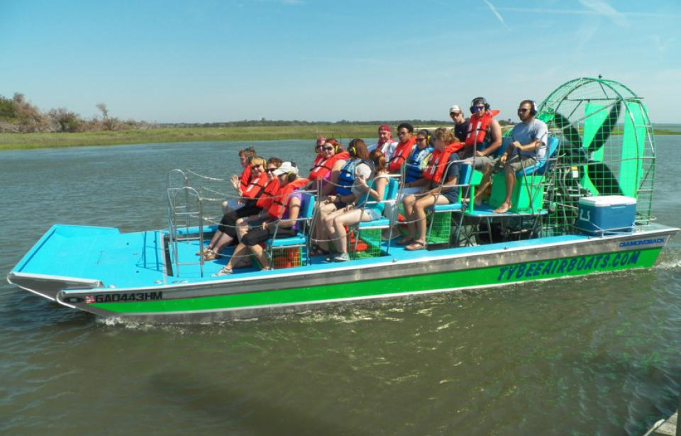Tybee Airboats