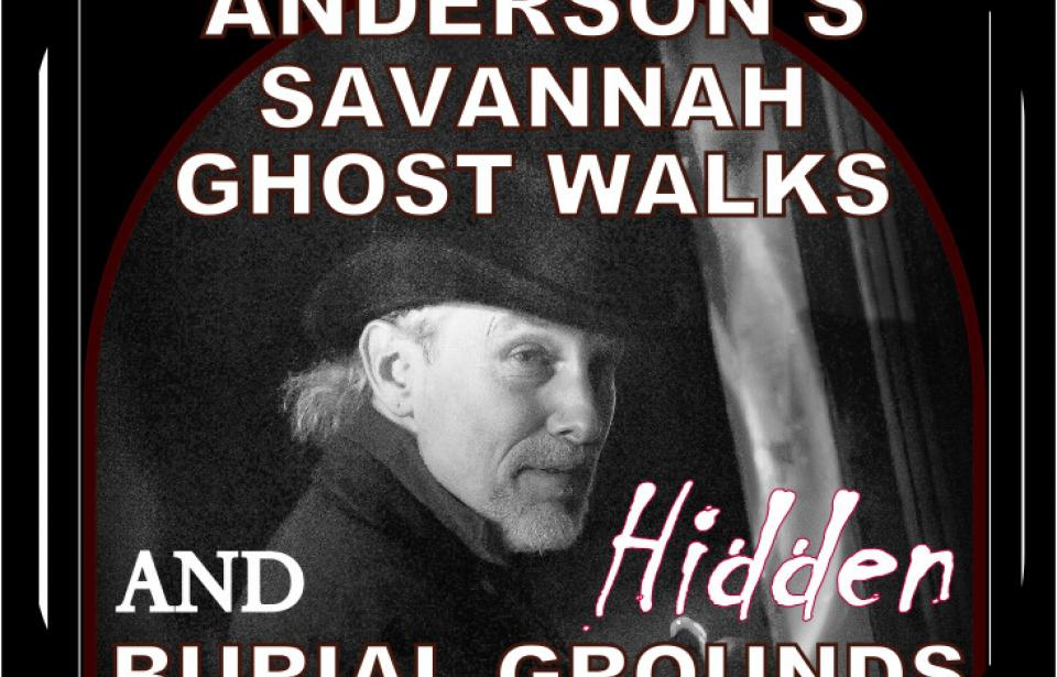 GHOST WALKS AND BURIAL GROUNDS