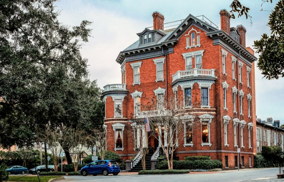 The Kehoe House - TripAdvisor's #1 Hotel in Savannah; #3 Top Romantic Hotel in the USA