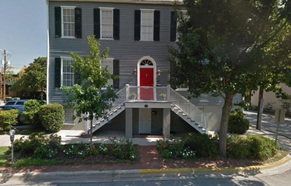 1810 Orphanage - Many haunted events have happened in this home. Take a tour and we will tell you who and why!!!