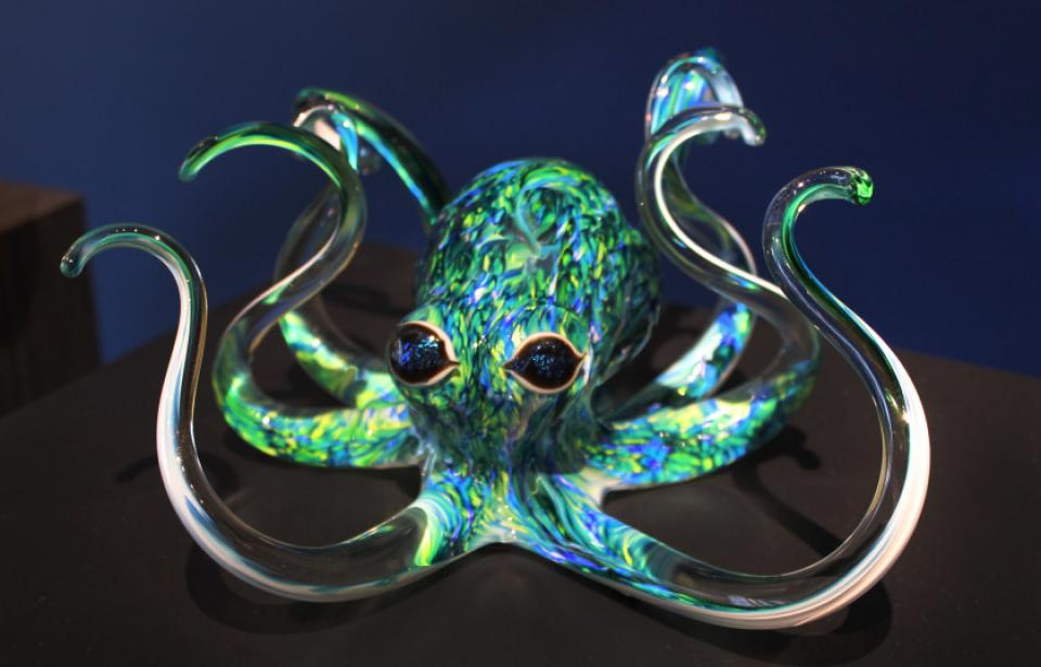 Otopus - We never thought of Octopodes as cute until we found these.
