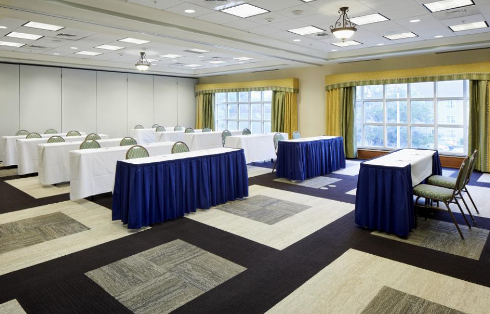 Meeting Room - If you're planning a corporate event, meeting, presentation or retreat, you'll be glad to know we have over 1,600 sq. ft. of event space for up to 200 people.