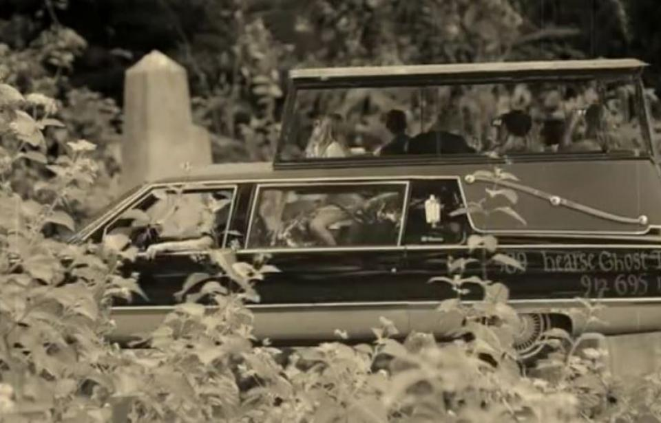 Hearse Ghost