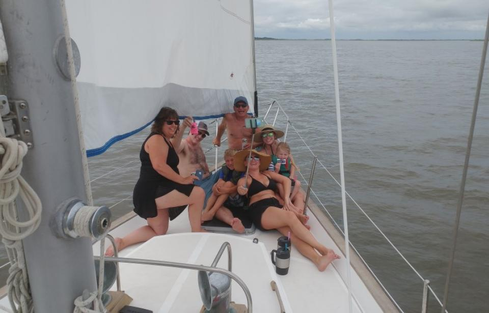 Family on Bow
