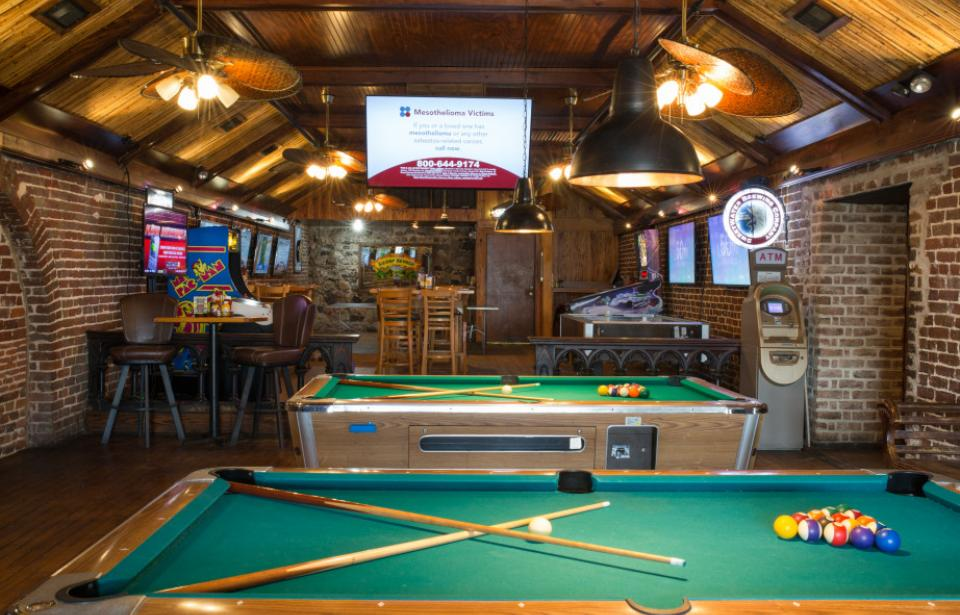 Dub's Game Room - From pool to ping pong and even pinball, Dub's game room has fun for everyone!