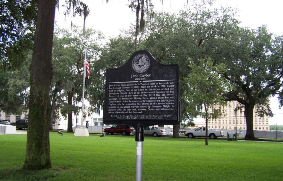 Georgia Historical Marker Program