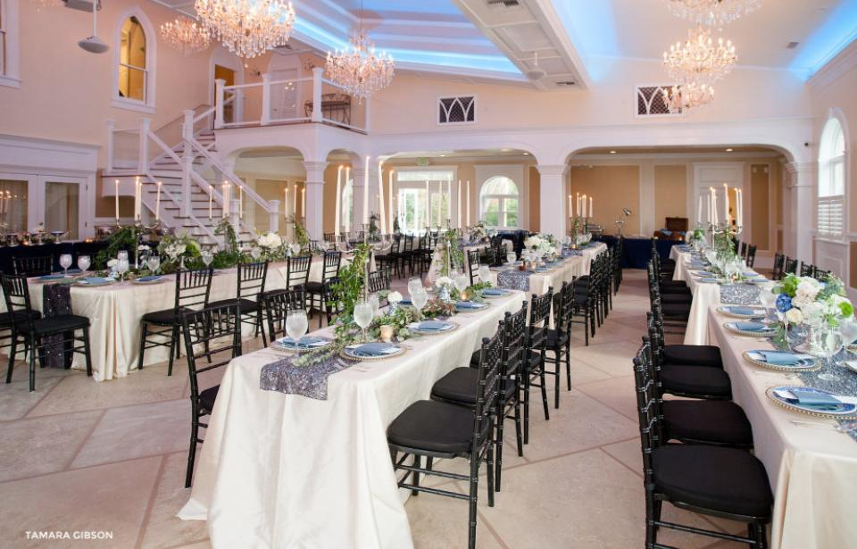 Tybee Wedding Chapel Ballroom