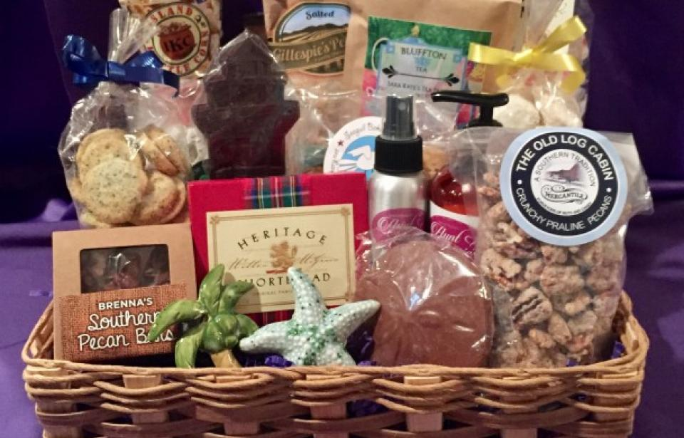 Lowcountry Gift Basket