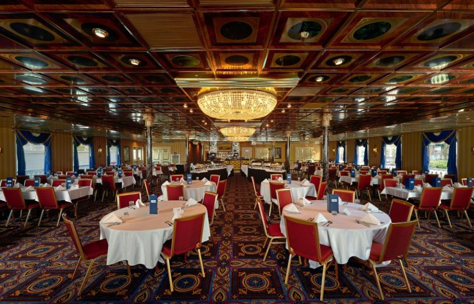 1 of 3 Ballrooms aboard the Georgia Queen