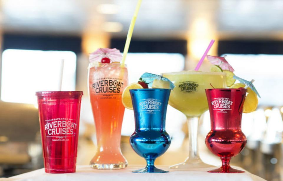 Souvenir Specialty Drink Glasses