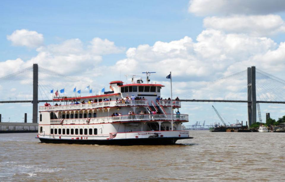 Savannah River Queen - Sightseeing Cruise