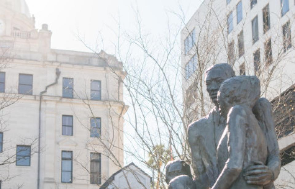 African American Families Monument 2