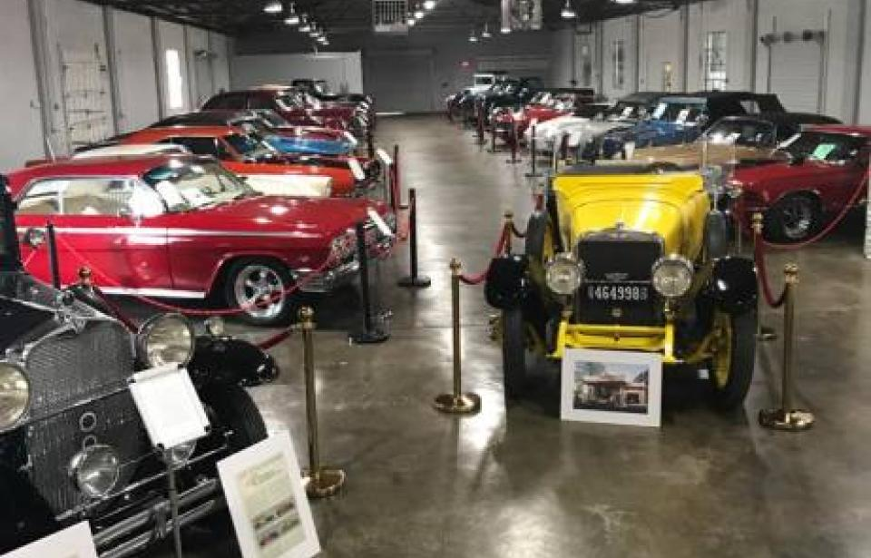 Savannah Classic Cars Museum Visit Savannah - Classic car sites