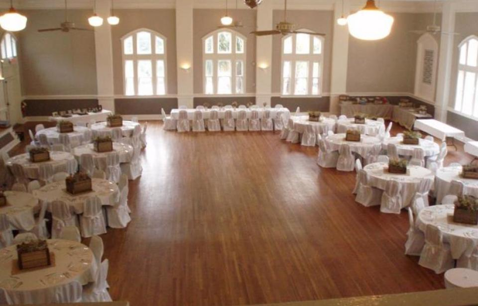The American Legion Ballroom