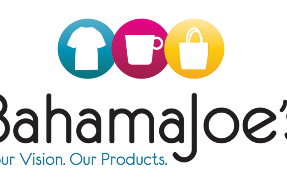 Bahama Joe's - Your Vision. Our Products. Custom Apparel and Promotional Products.
