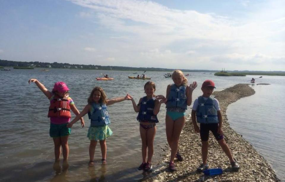 Fun with Kids - Beachcombing with kids