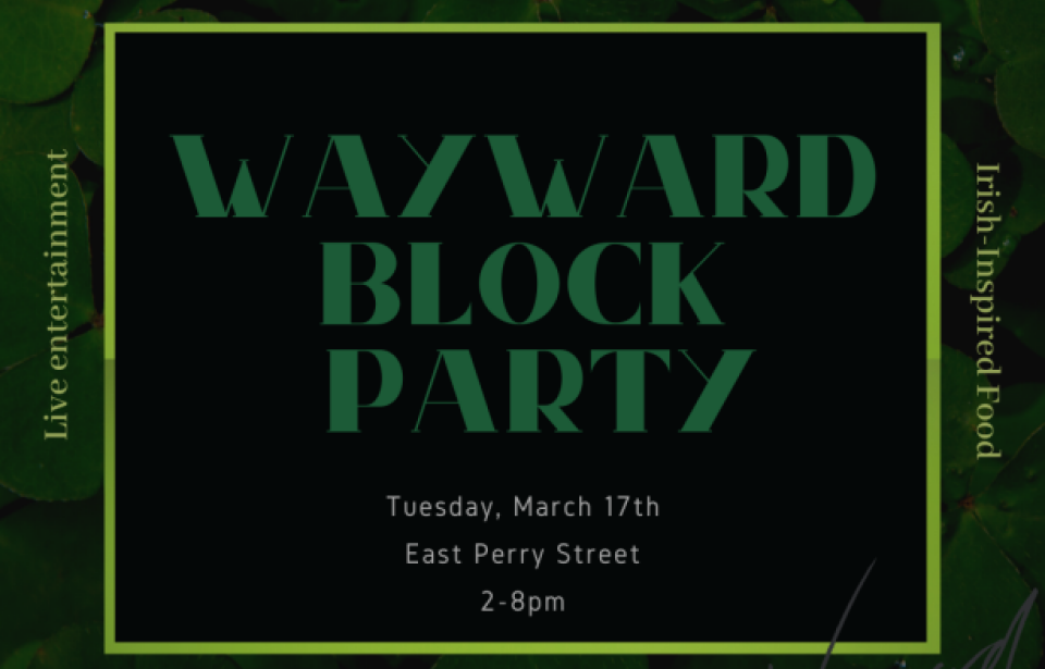 Wayward Block Party