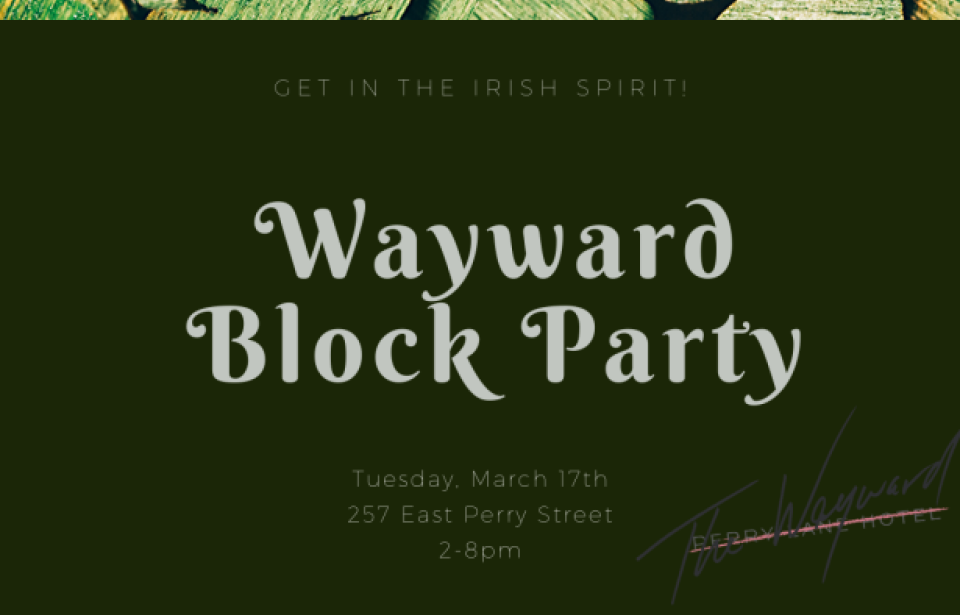 Wayward Block Party 2