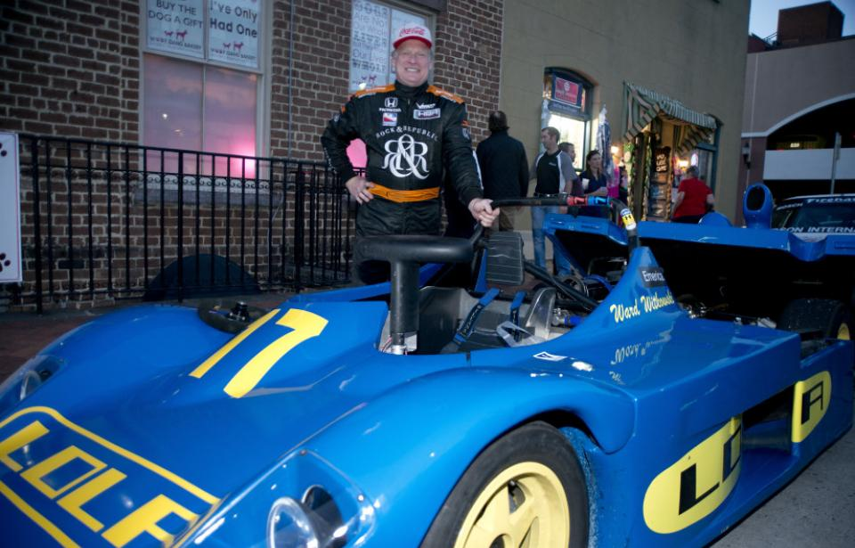 Pace Lap Party - Meet the Drivers, See the Cars. This Open-to-the-Public party is the official kickoff of the Savannah Speed Classic.