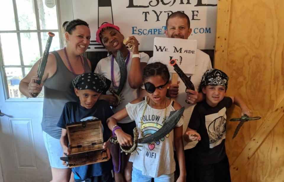 Escape Tybee