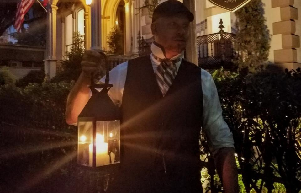 Ghost Tour Guide - Candlelit Ghost Tour