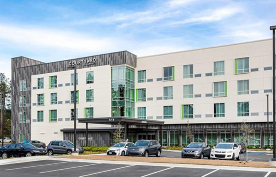Courtyard by Marriott Savannah Airport